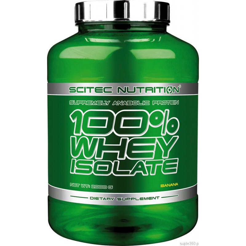 scitec nutrition 100 whey isolate 2000g powerprotein. Black Bedroom Furniture Sets. Home Design Ideas