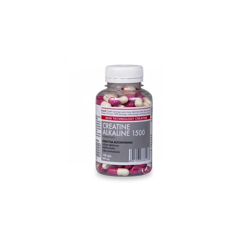 sprzedaż online stabilna jakość najlepszy Megabol - Creatine Alkaline 120 caps. - PowerProtein
