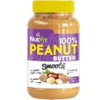 NutVit 100% Peanut Butter Smooth - 500g