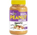 NutVit 100% Peanut Butter Smooth - 500g