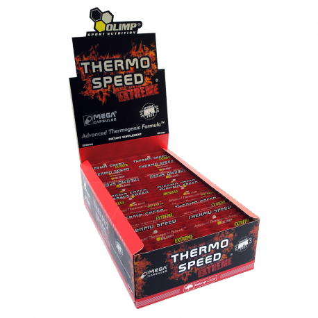 OLIMP Thermo Speed Extreme Mega Caps 120 caps
