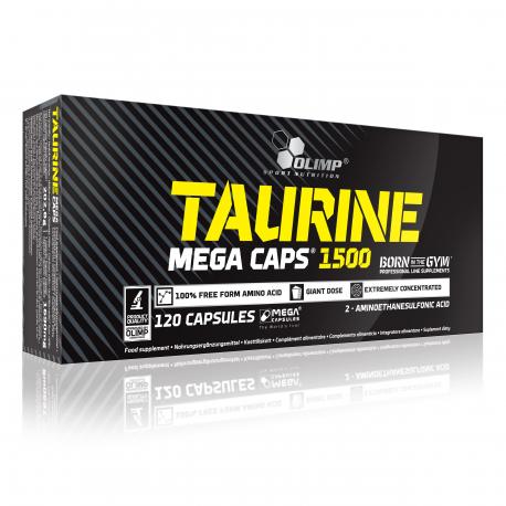 Olimp - Taurine Mega Caps - 120 kap