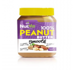 NutVit 100% Peanut Butter Smooth - 1000g