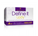 Queen Fit -  Define It Lady - 50 tabl.