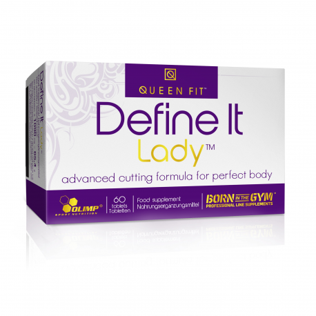 Olimp -  Define It Lady - 60 tabl.