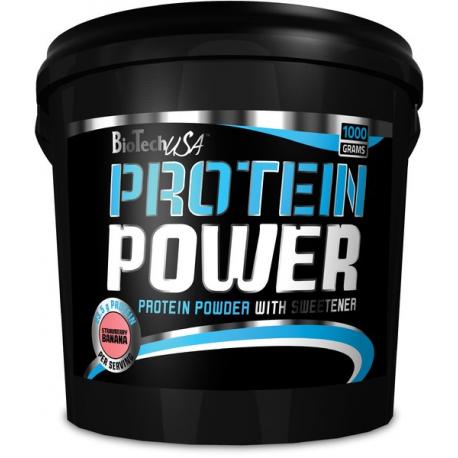 BioTechUSA - Protein Power - 4000g