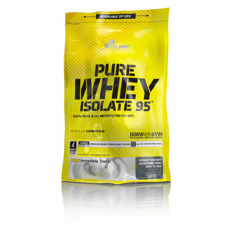 Olimp -  Pure Whey Isolate 95 - 600g