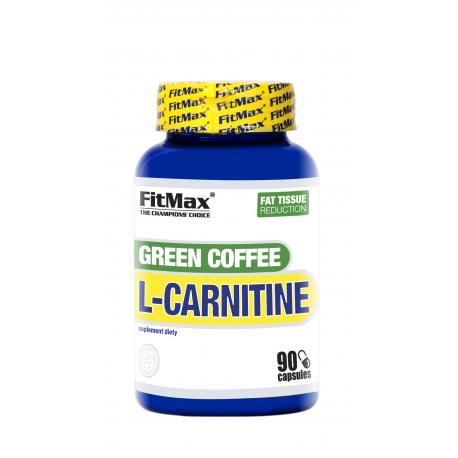 FitMax - L-Carnitine Green Coffe - 90 kaps.