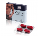 SHS - Viageon tabs - 4 TABS - for MEN