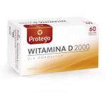 Salvum - Protego Witamina D 2000 - 60 kaps.