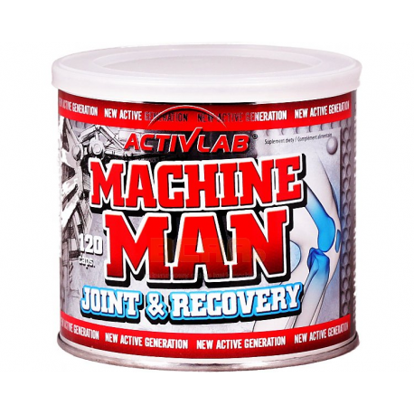 Activlab - Machine Man Joint & Recovery - 120 kaps.