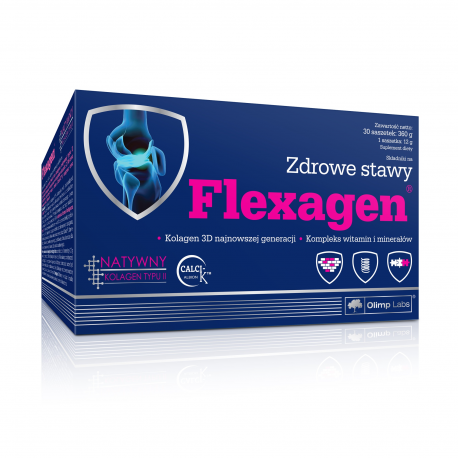 Olimp -  Flexagen - 30 sash - Raspberry