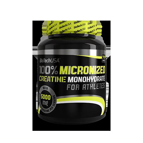 BioTechUSA -  100% Creatine Monohydrate - 500g