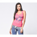 Live and Fight - PREMIUM WOMENS TANK TOP Pink