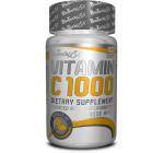 BioTechUSA Vitamin C 1000 - 250 tabl.
