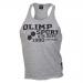 Olimp - Live&Fight -  Tank Top RALPH - Orange