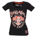 Live and FIght -  LOST REBELS Lady's Tee Black
