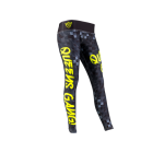 Live and Fight - WOMEN'S LEGGINGS - CAMO LADY Green