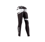 Live and Fight - WOMEN'S LEGGINGS - CLASSIC Black&White