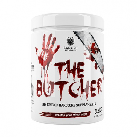 Swedish Supplements -  The Butcher - 500g