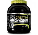 BioTechUSA -  100% Creatine Monohydrate - 1000g