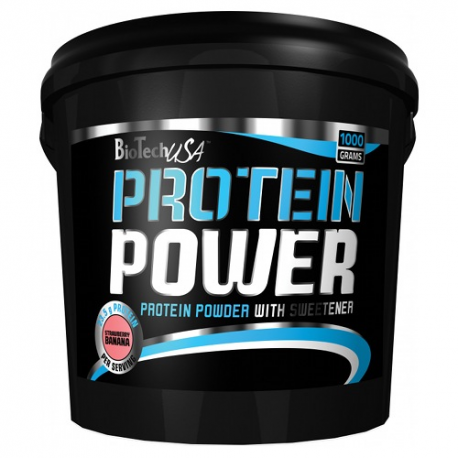 BioTechUSA - Protein Power - 1000g