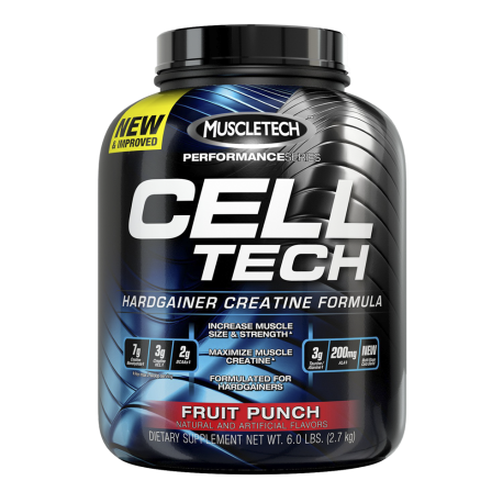MuscleTech - Cell Tech Performance - 2,72kg