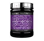 Scitec nutrition - Bcaa 6400 - 125 tab.