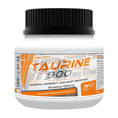Trec -  Taurine 900 - 120 kaps.