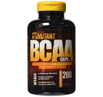 Pvl - Mutant Bcaa Caps - 200cap