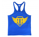 PURE POWER - Sports Wear - GOLD EDITION - Blue