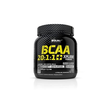 Olimp - BCAA 20:1:1+ Xplode Powder - 500g