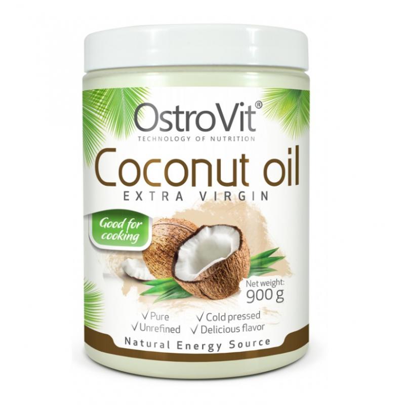 Ostrovit - Coconut Oil Extra Virgin - 900g - PowerProtein
