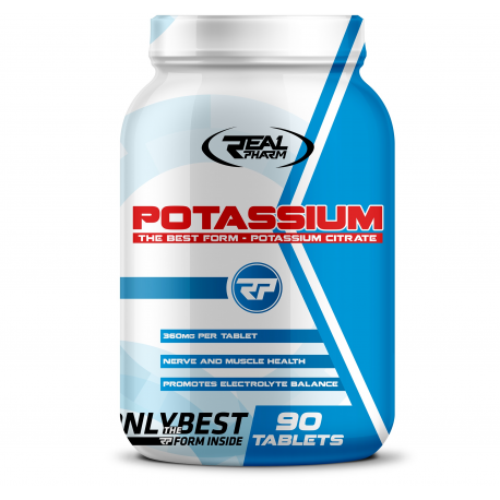 Real Pharm - Potassium  90