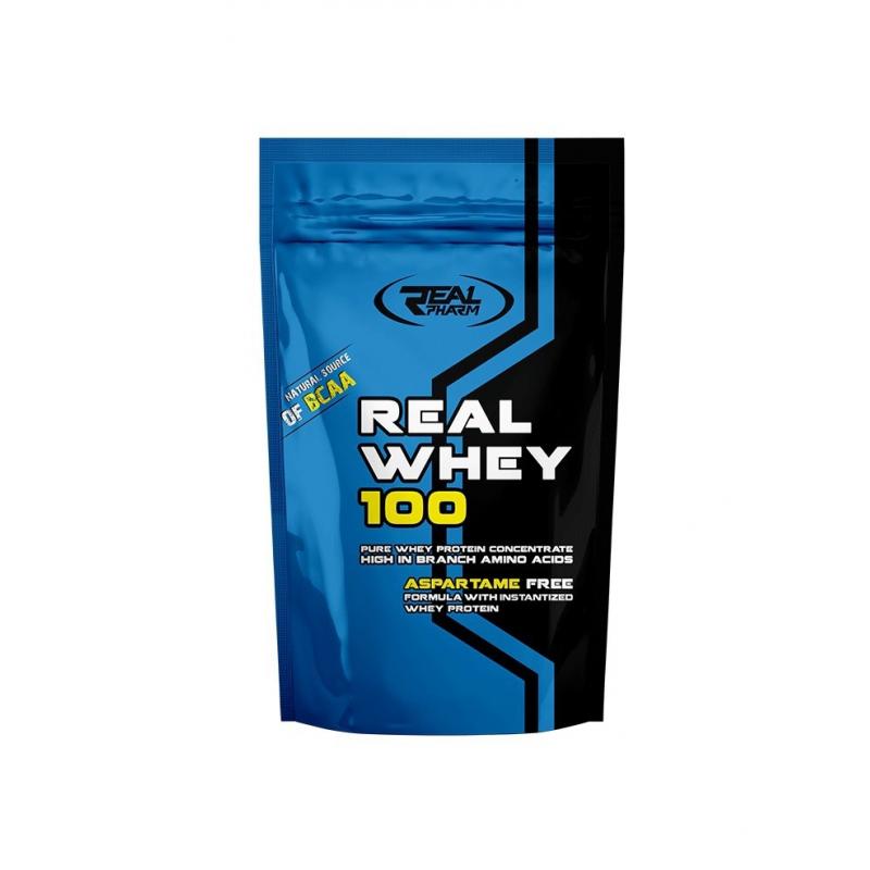 ced461a0a Real Pharm - Real Whey 700g - PowerProtein