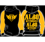 PURE POWER - Hoodie - Yellow