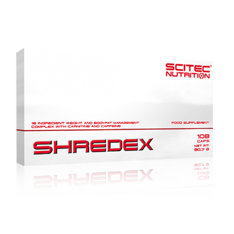 Scitec Nutrition - Shredex - 108 cap