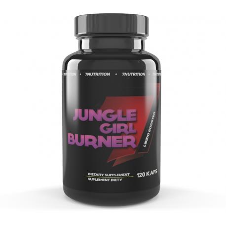 7Nutrition - Jungle Girl Burner - 120 Caps