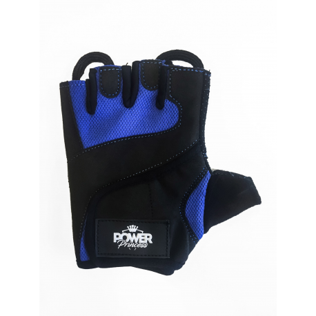 PURE POWER - Power Princess - Blue one Gloves