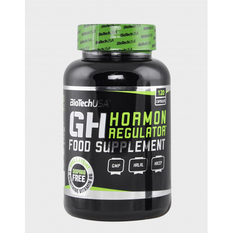 BioTechUSA - GH Hormone Regulator - 120 caps