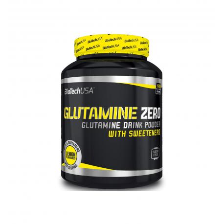BioTechUSA -  Glutamine Zero 600g