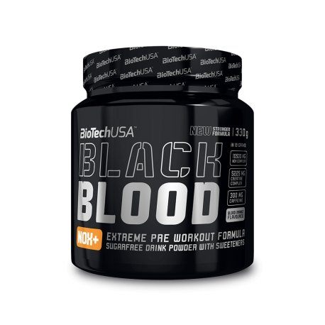 BioTechUSA -  Black Blood - 330g