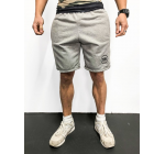 PURE POWER GRAY SHORTS