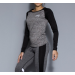 BASE LINE Sleeve Grey/Black