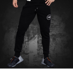 PURE POWER - PROGRESS FIRST - JOGGER - BLACK