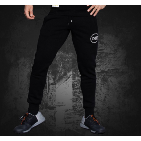 PURE POWER - PROGRESS FIRST - PANTS - BLACK