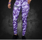 PURE POWER - PURPLE STAR - Leggins
