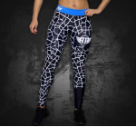 PP - Sports Wear - LEGGINS - BLUE