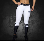 LEGGINS HIGH SOX White/Black