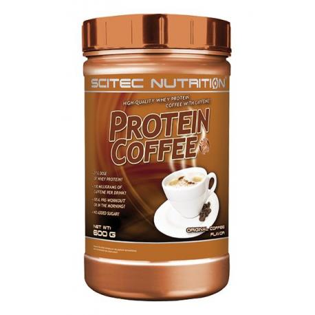 Scitec Nutrition - Protein Coffee (No Sugar) 600g